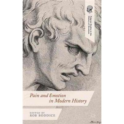 Pain and Emotion in Modern History (Inbunden, 2014)