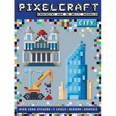 Pixel Craft City (Häftad, 2015)
