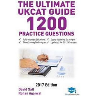 The Ultimate UKCAT Guide: 1200 Practice Questions (Häftad, 2016)