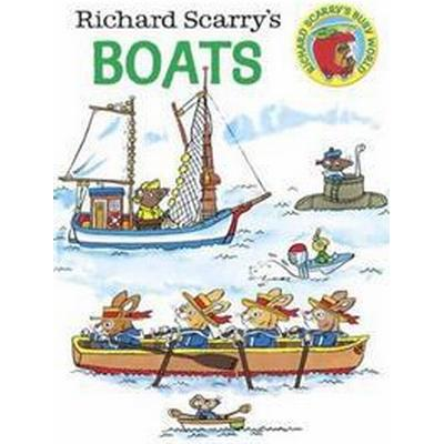 Richard Scarry's Boats (Kartonnage, 2015)