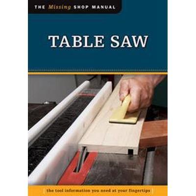 Table Saw (Pocket, 2013)