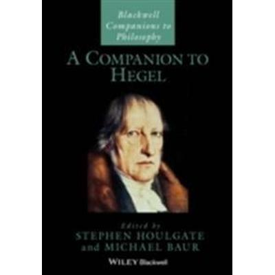A Companion to Hegel (Häftad, 2015)