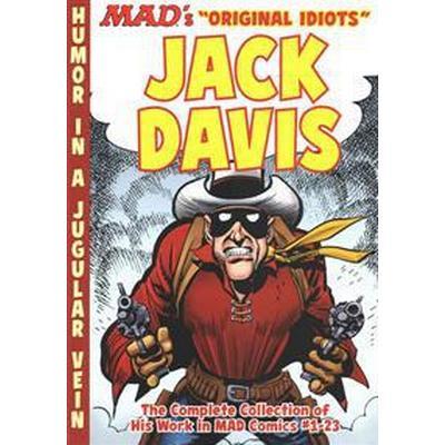 The Mad Art of Jack Davis (Pocket, 2015)