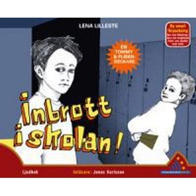 Inbrott i skolan (Ljudbok CD, 2008)