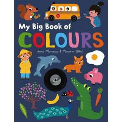 My Big Book of Colours (Kartonnage, 2014)