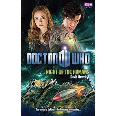 Doctor Who: Night of the Humans (Pocket, 2014)