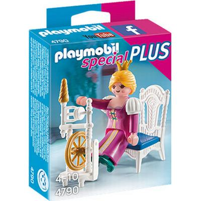 Playmobil Princess with Weaving Wheel 4790