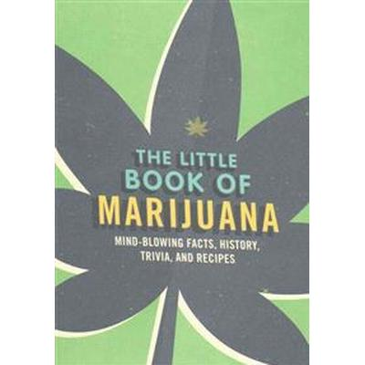 The Little Book of Marijuana (Pocket, 2016)