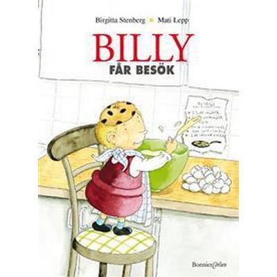 Billy får besök (E-bok, 2015)