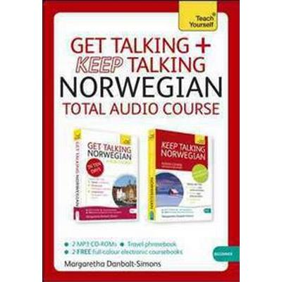 Get Talking and Keep Talking Norwegian Total Audio Course (Inbunden, 2014)