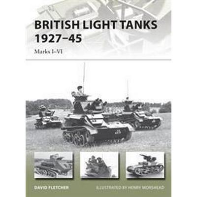 British Light Tanks 1927-45 (Pocket, 2014)
