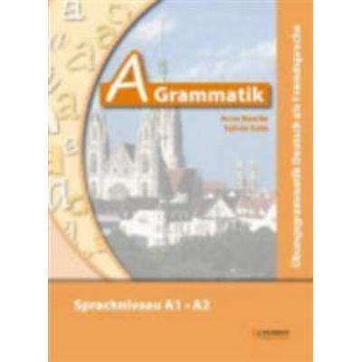 A-Grammatik (Häftad, 2010)