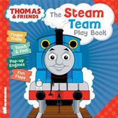 Thomas and Friends Steam Team Playbook (Övrigt format, 2014)