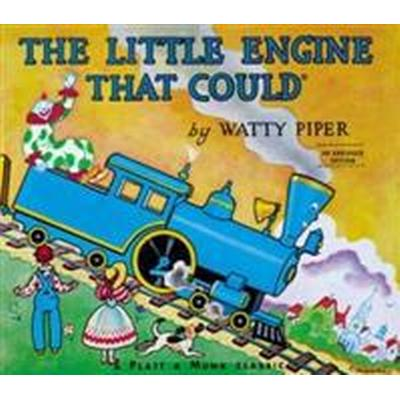 The Little Engine That Could (Inbunden, 2015)