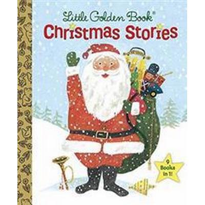 Little Golden Book Christmas Stories (Inbunden, 2015)