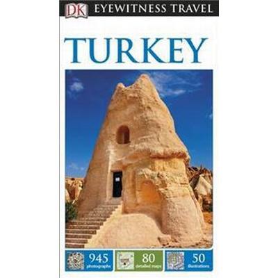 Dk eyewitness travel guide turkey (Pocket, 2016)