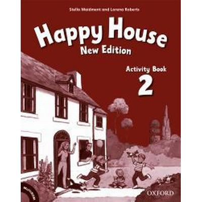 Happy House: Activity Book and MultiROM Pack (Övrigt format, 2009)