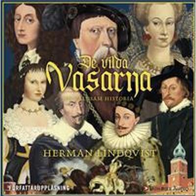 De vilda Vasarna- en våldsam historia (Ljudbok CD, 2016)