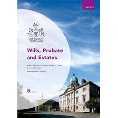 Wills, Probate and Estates (Pocket, 2016)