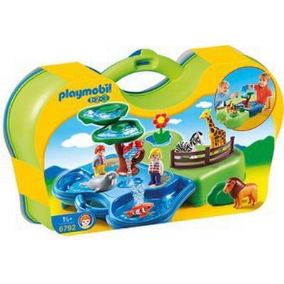 Playmobil Take Along Zoo & Aquarium 6792