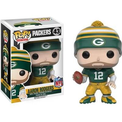Funko Pop! Sports NFL Aaron Rodgers