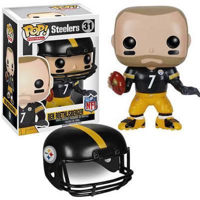 Funko Pop! Sports NFL Ben Roethlisberger