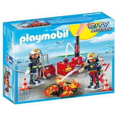 Playmobil Fire Hydrant Use with 5397