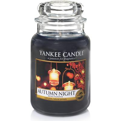 Yankee Candle Autumn Night 623g Doftljus