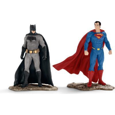 Schleich Batman vs Superman Scenery Pack 22529