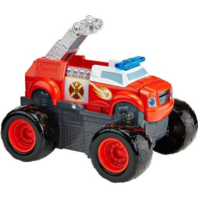 Fisher Price Blaze & the Monster Machines Transforming Fire Truck