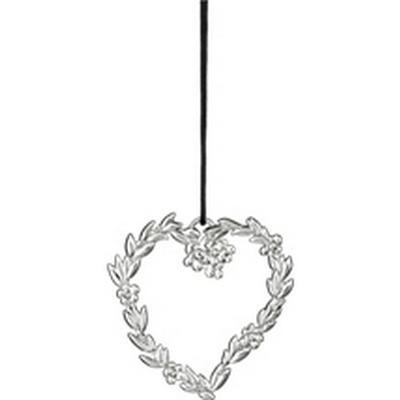 Rosendahl Karen Blixen Leaf Heart 7cm Julpynt