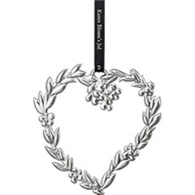 Rosendahl Karen Blixen Leaf Heart 12cm Julpynt