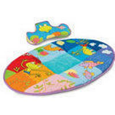 Taf Toys Pond Developmental Mat & Pillow