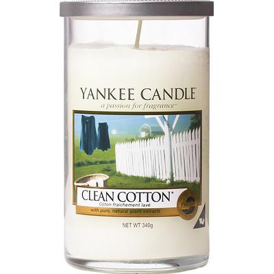 Yankee Candle Clean Cotton 340g Doftljus