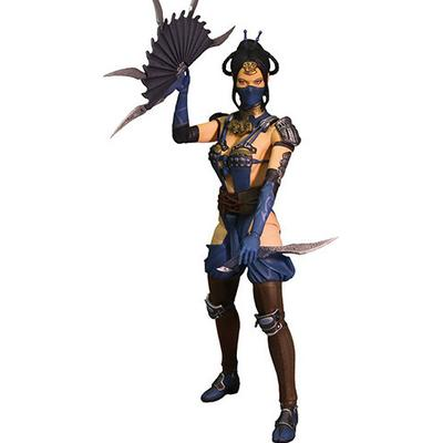 "Mezco Toyz Mortal Kombat X Kitana 6"" Figure"