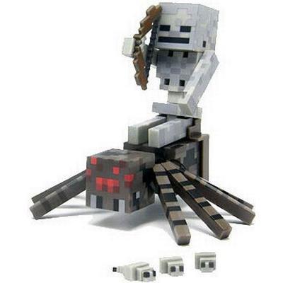 Jazwares Minecraft Spider Jockey - Sammenlign priser hos PriceRunner 1edee876b3e14