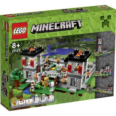 Lego Minecraft The Fortress 21127