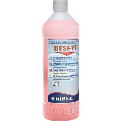 Nilfisk Multi Purpose Cleaner Disinfectants Desi-YT 1L