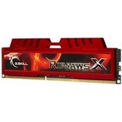 G.Skill RipjawsX DDR3 1333MHz 2x4GB (F3-10666CL9D-8GBXL)