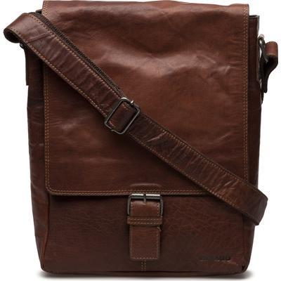 Sebago Docksides Leather Shoulder Bag