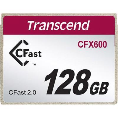 Transcend CFX600 CFast 2.0 128GB