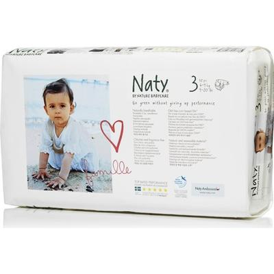 Naty Eco Nappies Size 3 Jumbo Pack