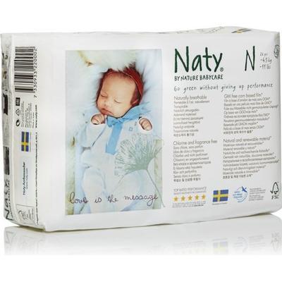 Naty Eco Nappies Size N Newborn