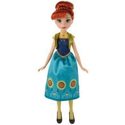 Hasbro Disney Frozen Classic Frozen Fever Fashion Anna B5166