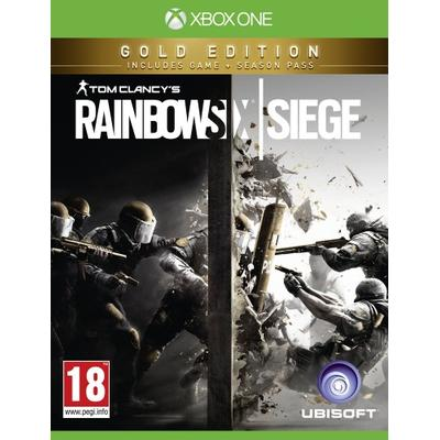 Tom Clancy's RainbowSix Siege - Gold Edition