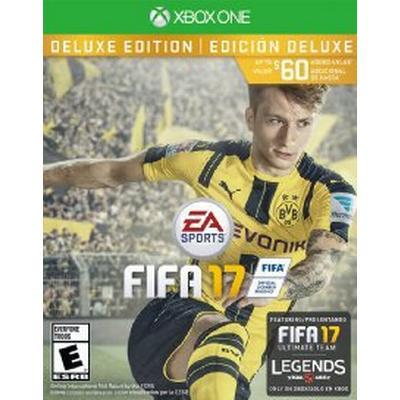 FIFA 17: Deluxe Edition