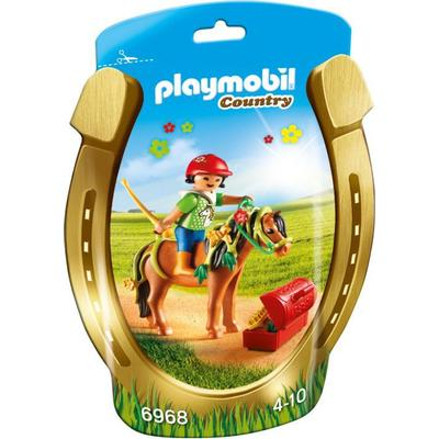 Playmobil Groomer with Bloom Pony 6968