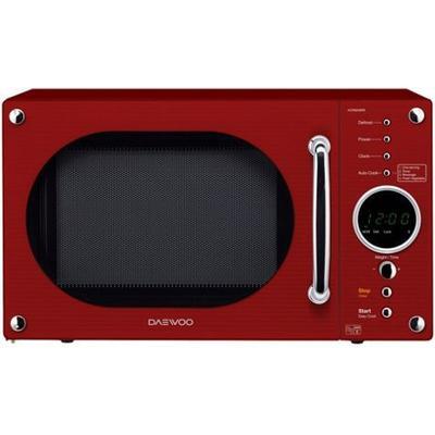 Daewoo KOR8A9RR Red