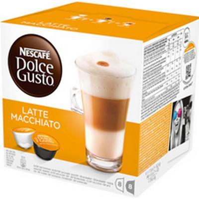 Nescafé Dolce Gusto Latte Macchiato 8 kaffe kapslar
