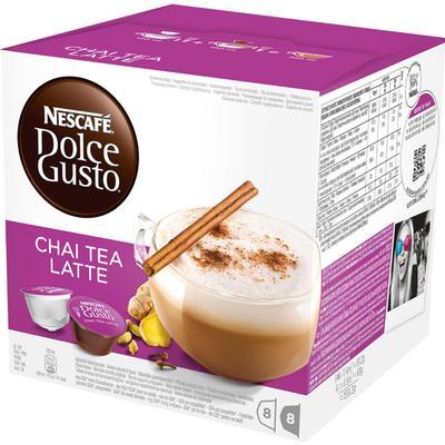 Nescafé Dolce Gusto Chai Tea Latte 8 Te Kapslar